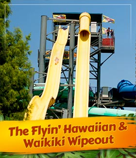 THE FLYIN' HAWAIIAN & WAIKIKI WIPEOUT
