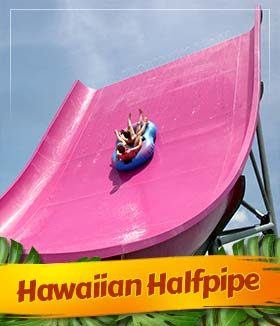 Hawaiian Halfpipe