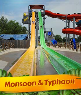 Monsoon and Typhoon