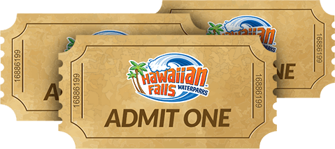 Hawaiian Falls Daily Admission