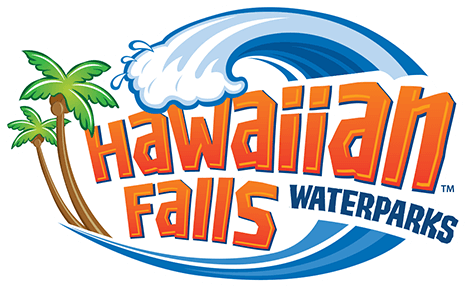 Hawaiian Falls Garland